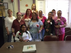 Spanish NLL class celebrates Mothers Day
